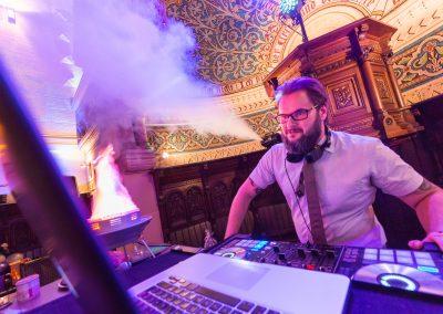 DJ Catch 22 on Fire!